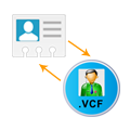conversion tool for excel to vcard file