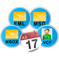 various export options to move Outlook PST file
