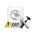 recover data from corrupted OST file
