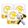 restore multiple PST file from MS Outlook