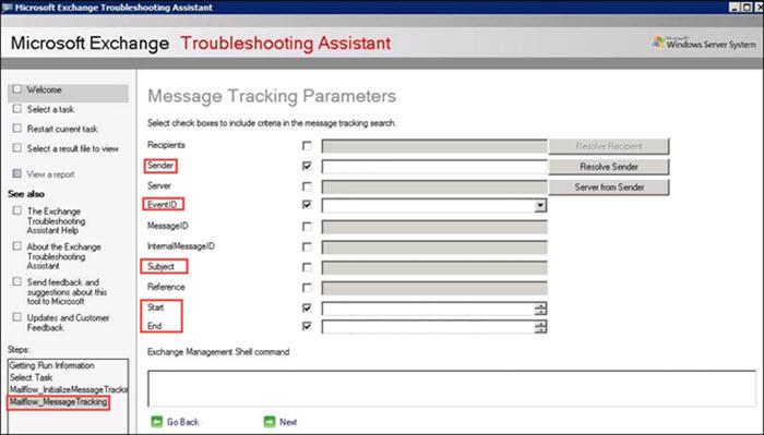Troubleshooting Exchange 2013 Mail Flow in Effective Way